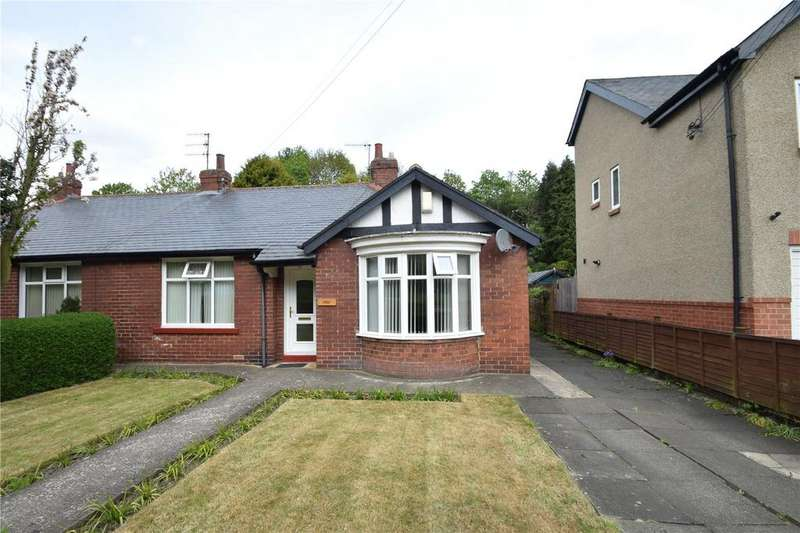 2 Bedrooms Semi Detached Bungalow for sale in Lyndale, Dene Road, Dalton le Dale, Co. Durham, SR7