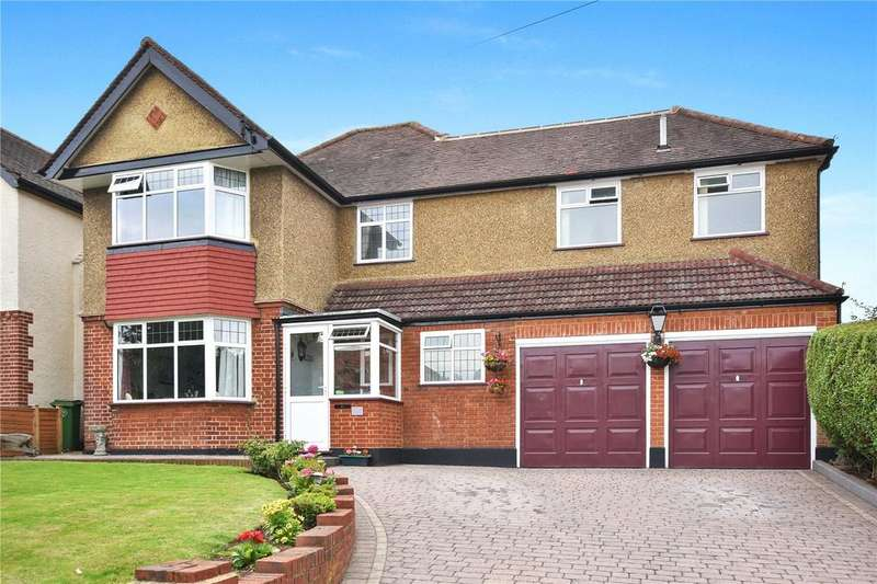 5 Bedrooms Detached House for sale in Mount Park, Carshalton, SM5