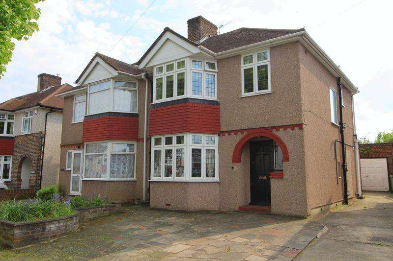 3 Bedrooms Semi Detached House for sale in Agaton Road, London SE9 3RN