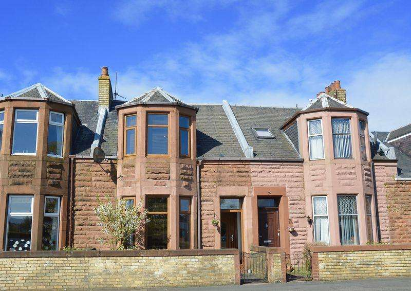 3 Bedrooms Terraced House for sale in Seaforth Road, Ayr