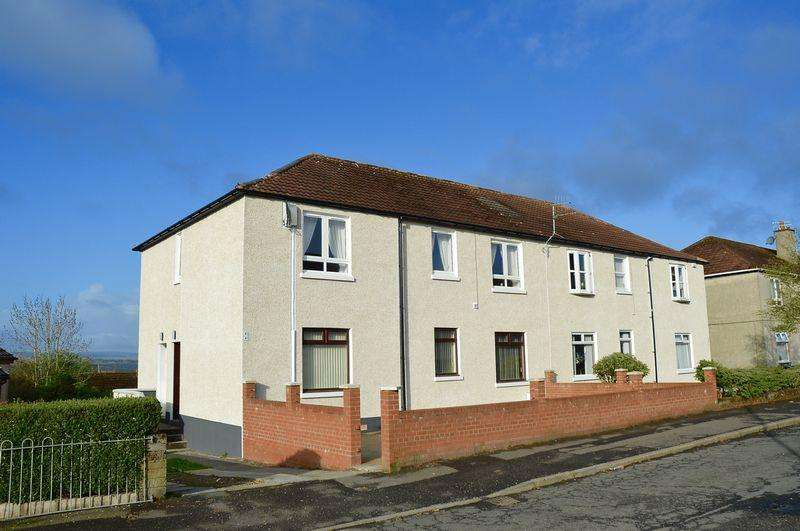 3 Bedrooms Ground Flat for sale in Arran Drive, Auchinleck