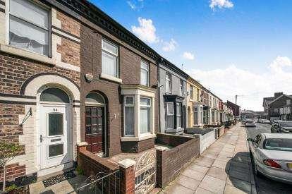 2 Bedrooms Terraced House for sale in Chepstow Street, Walton, Liverpool, Merseyside, L4