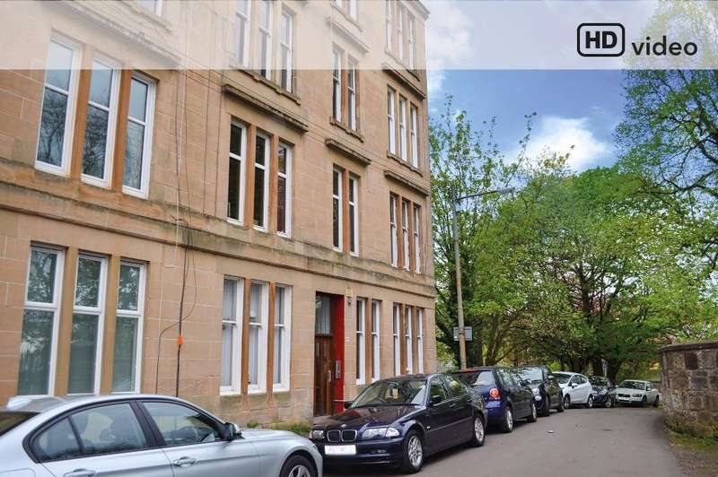 1 Bedroom Flat for sale in Kilmailing Road, Flat G/2, Cathcart, Glasgow, G44 5UH
