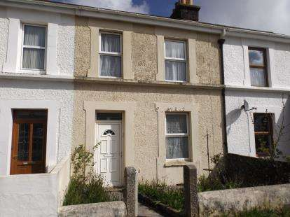 2 Bedrooms Terraced House for sale in Camborne, Cornwall