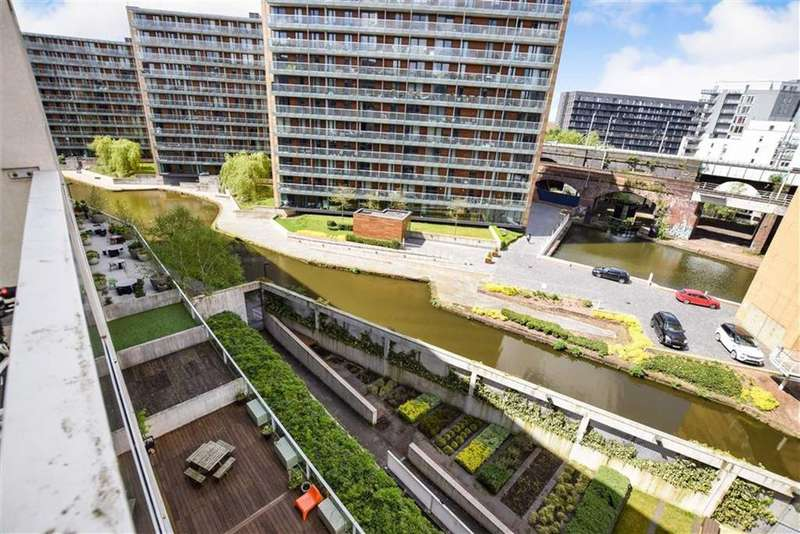 1 Bedroom Apartment Flat for sale in Timber Wharf, Castlefield, M15