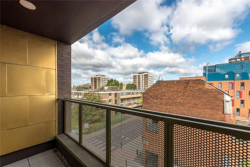 2 Bedrooms Flat for sale in The Residence Hoxton, Islington, London