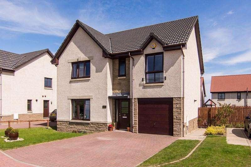 4 Bedrooms Property for sale in 12 Malachi Rigg, Kirkliston, Edinburgh, City of Edinburgh, EH29 9FS