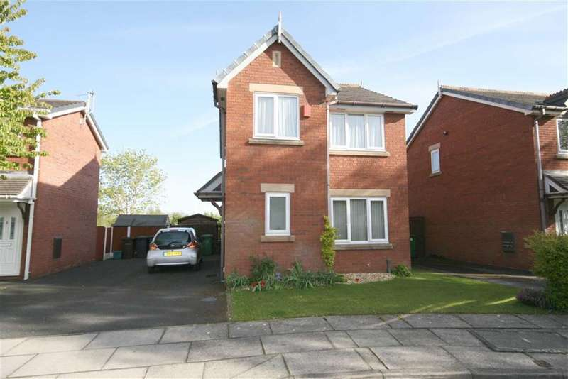 3 Bedrooms Detached House for sale in Rivermead, Southport