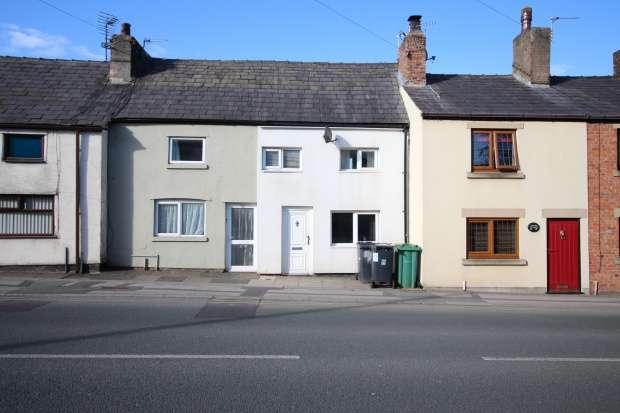 2 Bedrooms Terraced House for sale in Preston Street, Kirkham, Lancashire, PR4 2XA