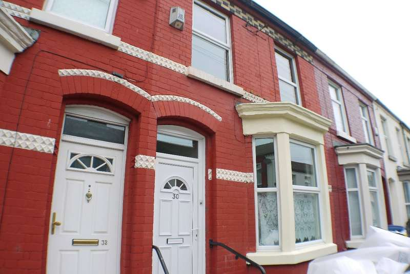 3 Bedrooms Terraced House for sale in Stevenson Street, Liverpool, L15 4HB