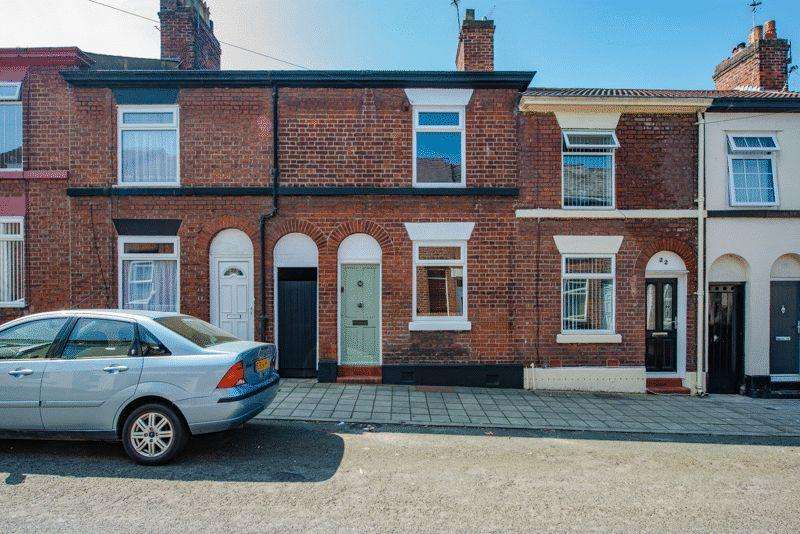 2 Bedrooms Terraced House for sale in Union Street, Runcorn