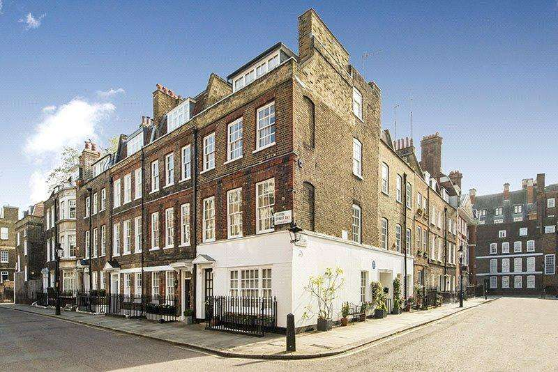 5 Bedrooms Terraced House for sale in Barton Street, Westminster, London, SW1P