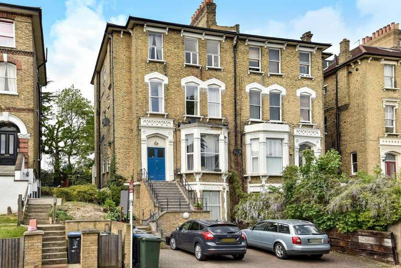 2 Bedrooms Flat for sale in Thicket Road, Anerley