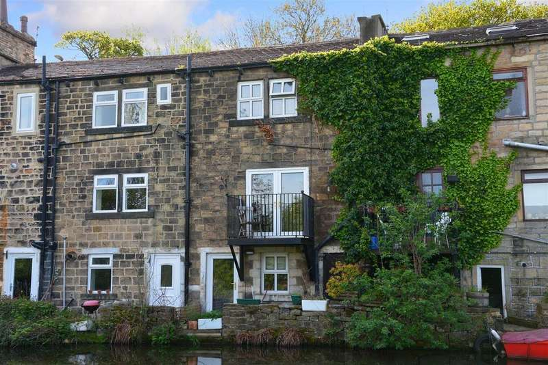 3 Bedrooms Terraced House for sale in Town street, Rodley
