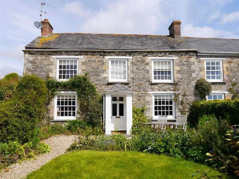 4 Bedrooms Semi Detached House for sale in Old Hill, Grampound