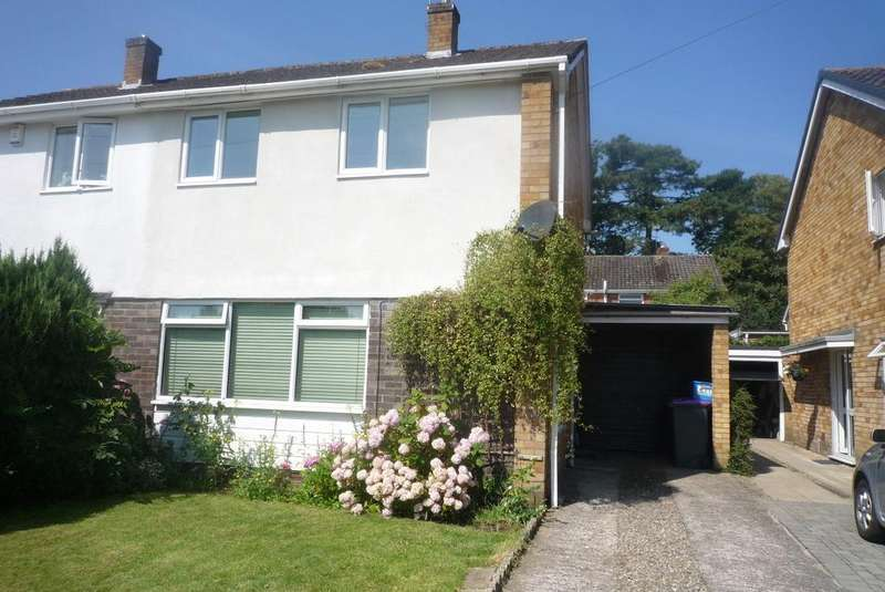 3 Bedrooms Semi Detached House for rent in 17 St Andrews Way, 17 St Andrews Way