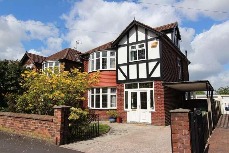 4 Bedrooms Detached House for sale in Buckingham Road, Heaton Moor