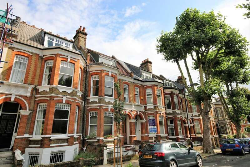 5 Bedrooms Terraced House for rent in Sotheby Road, London, N5