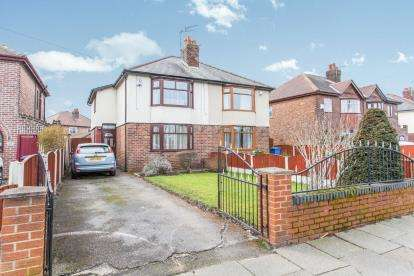 3 Bedrooms Semi Detached House for sale in Orford Green, Warrington, Cheshire, WA2