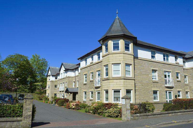 2 Bedrooms Retirement Property for sale in Dalblair Court, Ayr