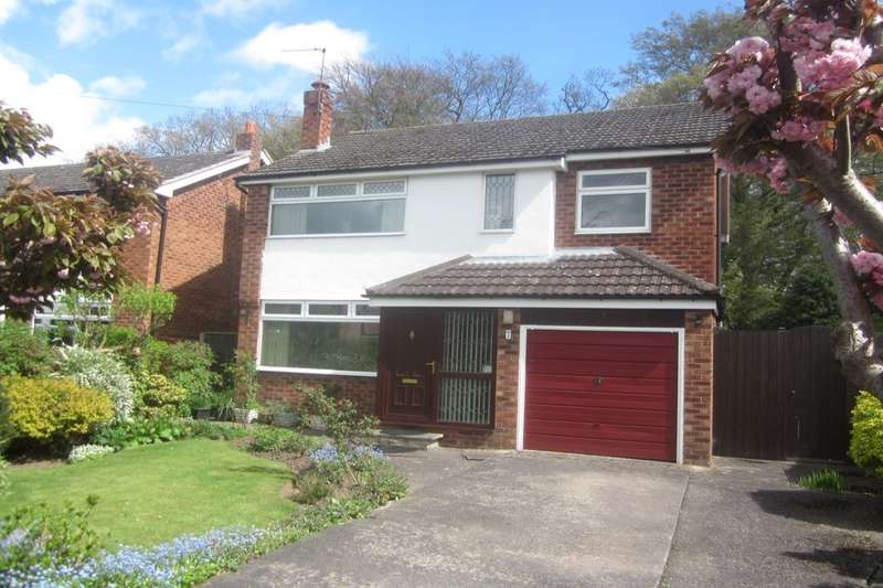 4 Bedrooms Detached House for sale in White Hart Lane, Wistaston, Crewe, CW2