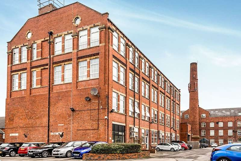 2 Bedrooms Flat for rent in Peel Mills Commercial Street, Morley, Leeds, LS27