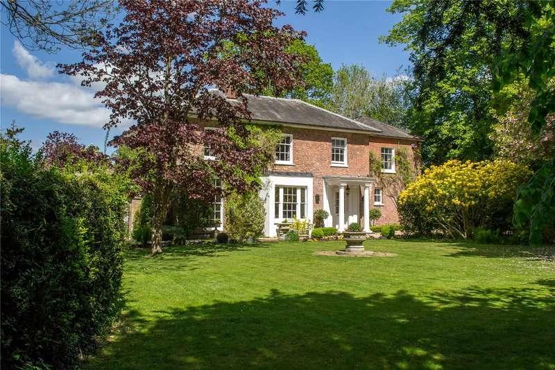 7 Bedrooms Detached House for sale in Vicarage Lane, Westfield