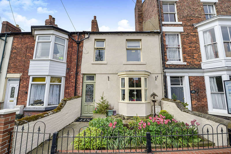 3 Bedrooms Terraced House for sale in High Street, Hinderwell, Saltburn-By-The-Sea, TS13