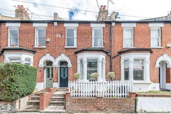 4 Bedrooms Terraced House for sale in Brocklebank Road, Wandsworth, London, SW18