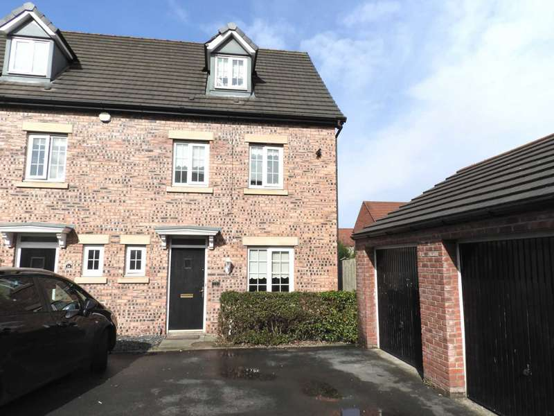 4 Bedrooms End Of Terrace House for sale in Lewis Walk, Littledale