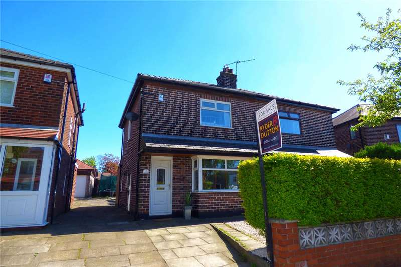 3 Bedrooms Semi Detached House for sale in Sycamore Avenue, Heywood, Lancashire, OL10