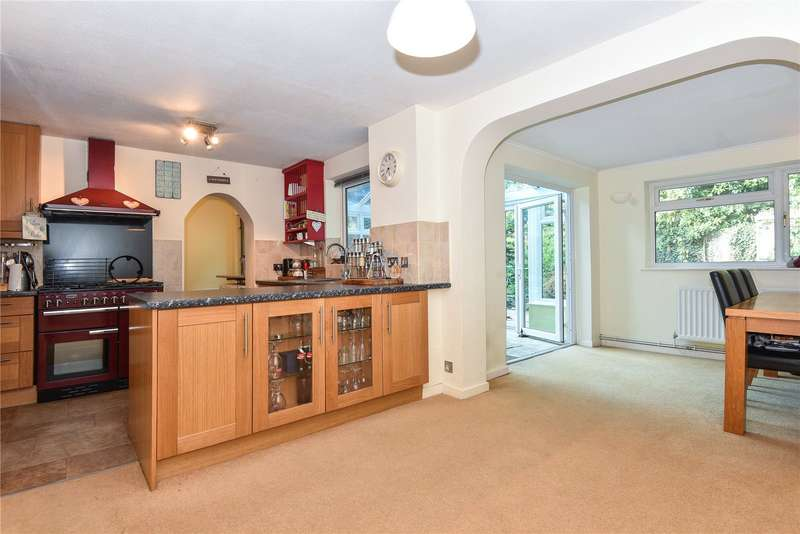 4 Bedrooms Link Detached House for sale in Somersby Crescent, Maidenhead, Berkshire, SL6