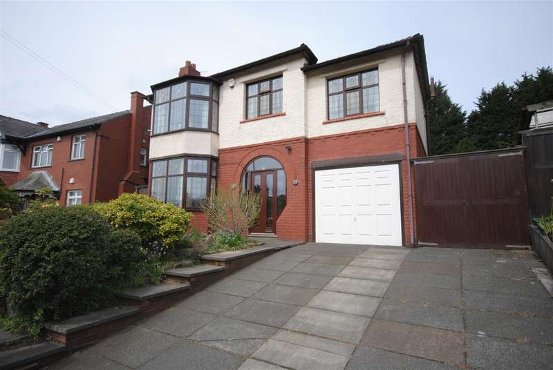 4 Bedrooms Detached House for sale in Clifton Crescent, Swinley, Wigan.