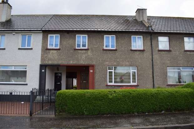 3 Bedrooms Terraced House for sale in 313 Braidcraft Road, Glasgow, G53