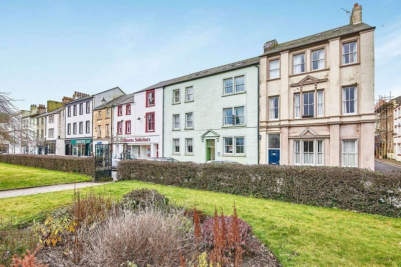 2 Bedrooms Flat for rent in College Street, Whitehaven, CA28