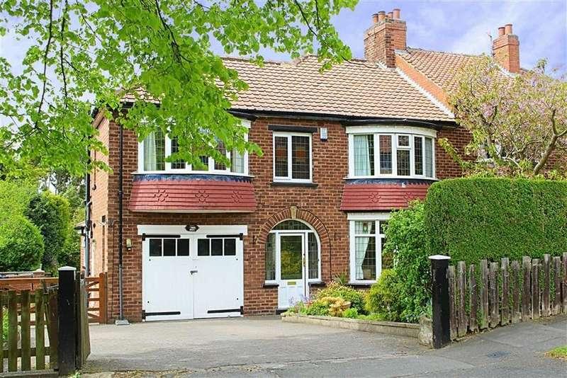 4 Bedrooms Semi Detached House for sale in Marton Moor Road, Nunthorpe