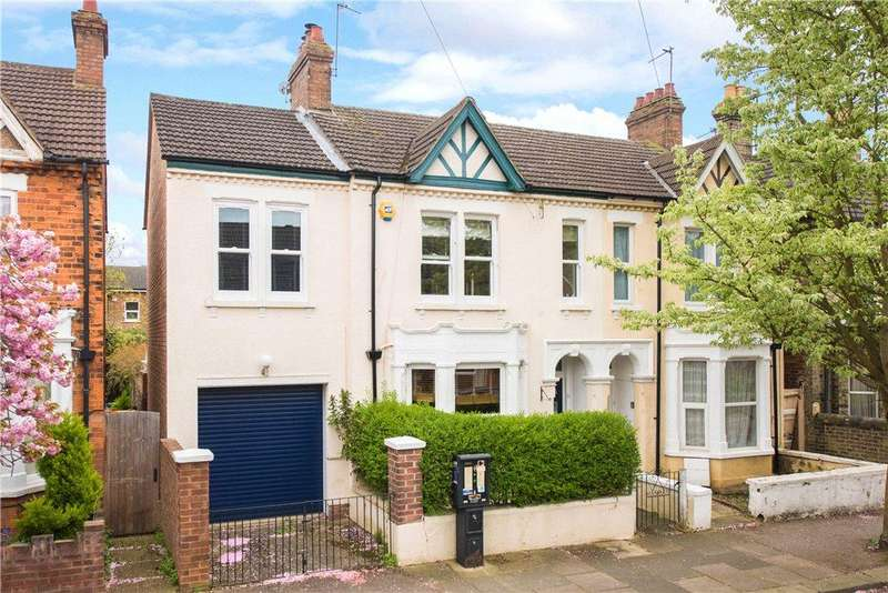 4 Bedrooms Unique Property for sale in Sidney Road, Bedford, Bedfordshire