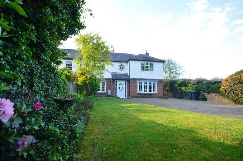4 Bedrooms Semi Detached House for sale in 101 Pye Corner, Gilston