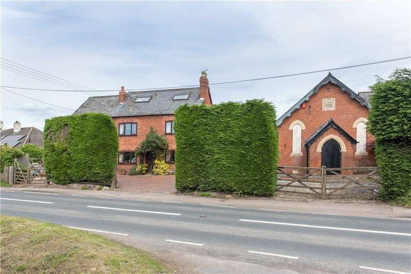 5 Bedrooms Detached House for sale in Hampton Bishop, Hereford, HR1