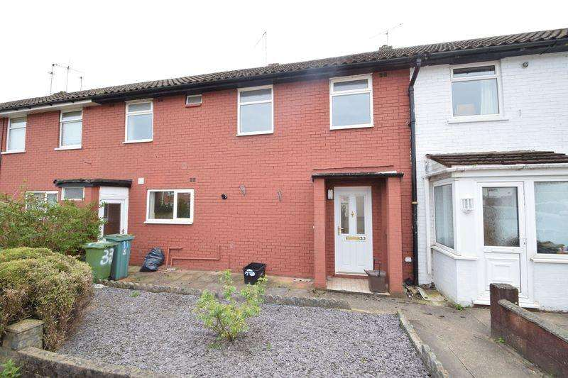 3 Bedrooms Terraced House for sale in Court Farm Road, Oakfield