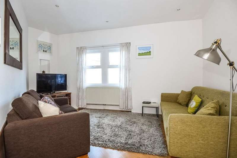 2 Bedrooms End Of Terrace House for sale in St. Louis Road, West Norwood