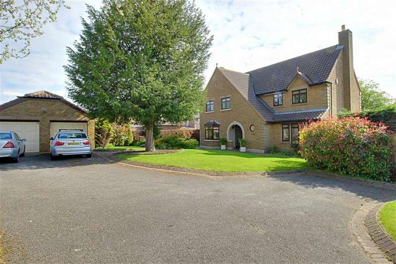 4 Bedrooms Detached House for sale in Weymouth Avenue, Tollesby Hall