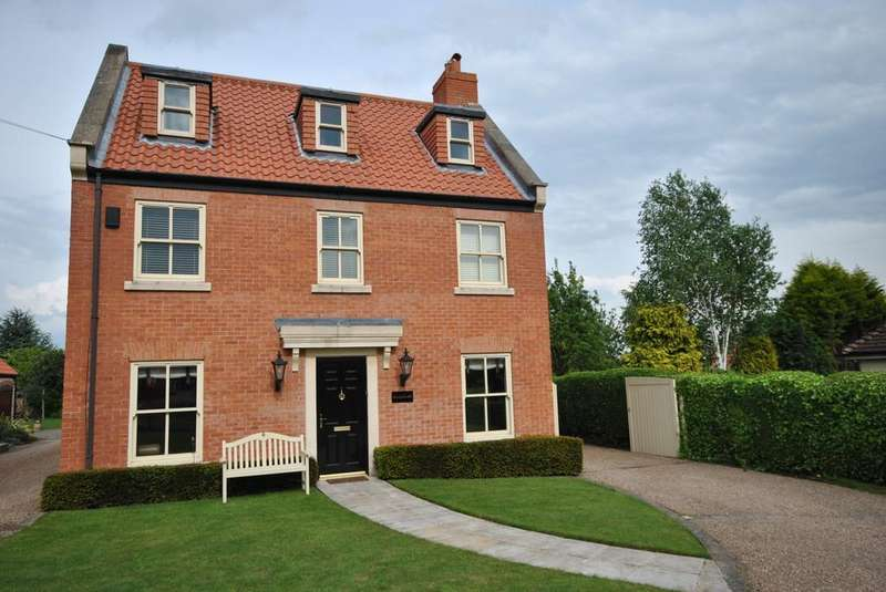 4 Bedrooms Detached House for sale in 2A Wong Lane