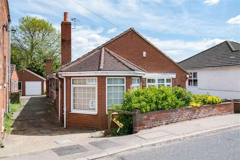 2 Bedrooms Detached Bungalow for sale in South Street, Swineshead, Boston, Lincolnshire