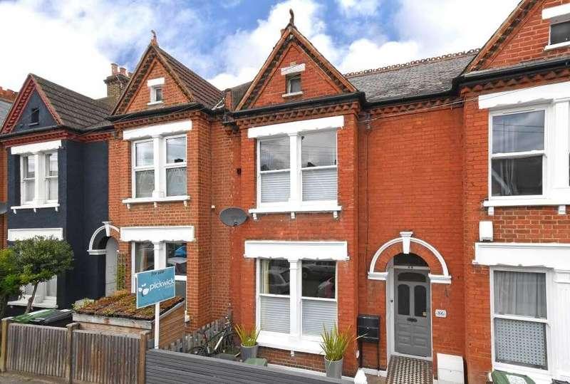 2 Bedrooms Terraced House for sale in Bovill Road Honor Oak London