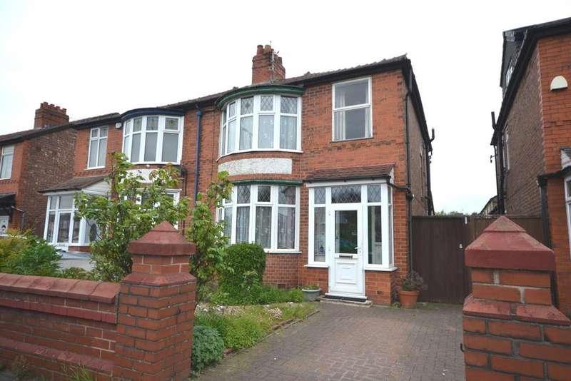 3 Bedrooms Semi Detached House for sale in Kingsway, East Didsbury