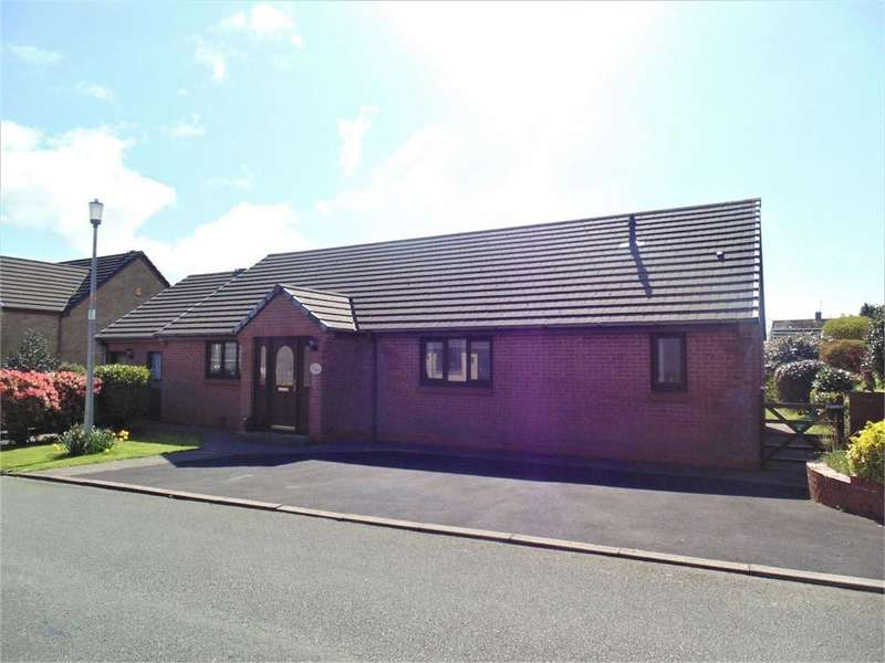 3 Bedrooms Detached Bungalow for sale in 8 Redhill Park, Haverfordwest, Pembrokeshire