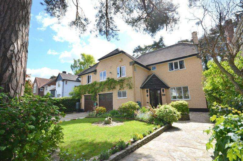 5 Bedrooms Detached House for sale in Howard Road, Queens Park