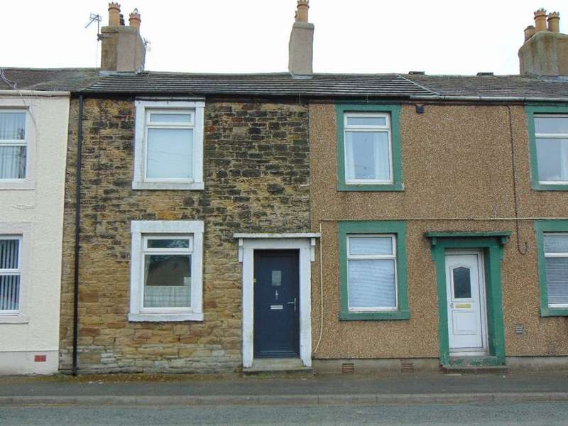 3 Bedrooms Terraced House for sale in 5 Lonsdale Terrace, Dearham, Maryport, CA15 7EW