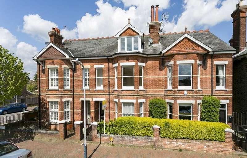 4 Bedrooms Terraced House for sale in East Cliff Road, Tunbridge Wells